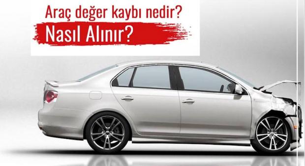 Araç Değer Kaybı Tazminatı - Tekcan Hukuk Bürosu / Avukat