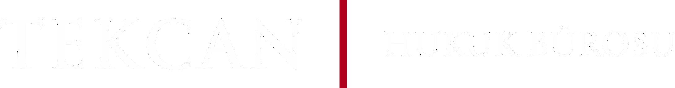 tekcan hukuk logo